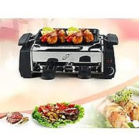 Electric Barbeque Grill And Barbecue Grill Toaster Electric Frying Pan - 2489312