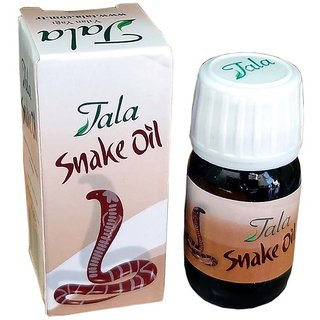 Tala Herbal Snake Oil For Permanent Hair Regrowth And Hair Fall  Snake oil is na