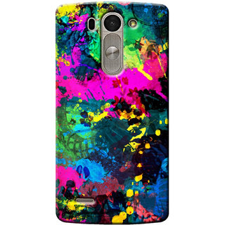 G.Store Hard Back Case Cover For Lg G3 Beat 14934