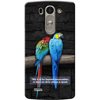 G.Store Hard Back Case Cover For Lg G3 Beat 14935