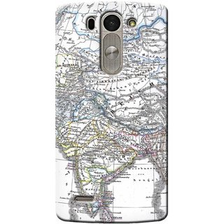G.Store Hard Back Case Cover For Lg G3 Beat 14938