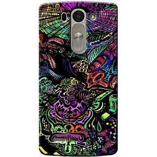 G.Store Hard Back Case Cover For Lg G3 Beat 14939