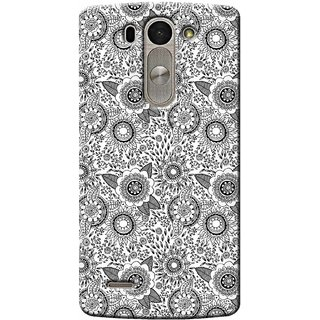 G.Store Hard Back Case Cover For Lg G3 Beat 14940