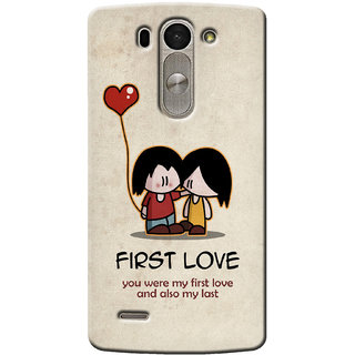 G.Store Hard Back Case Cover For Lg G3 Beat 14946