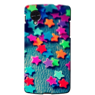 G.Store Hard Back Case Cover For Lg Google Nexus 5 15205