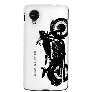 G.Store Hard Back Case Cover For Lg Google Nexus 5 15210