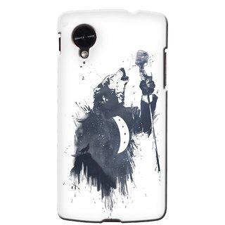 G.Store Hard Back Case Cover For Lg Google Nexus 5 15214