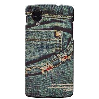 G.Store Hard Back Case Cover For Lg Google Nexus 5 15215