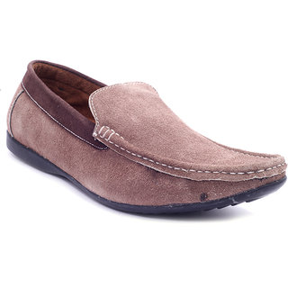 Sole Strings Mens Brown Casual Shoes (PANDM-1000BRM00)