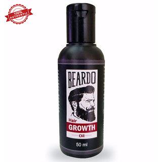 Beardo Beard And Hair Growth Oil 50ml (No Of Units...