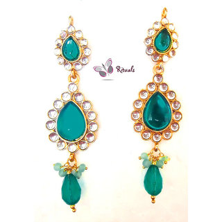 Rituals Designer Kundan Earrings