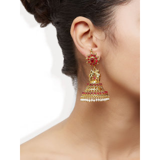Alankruthi Whisper Of Tradition Jhumkas