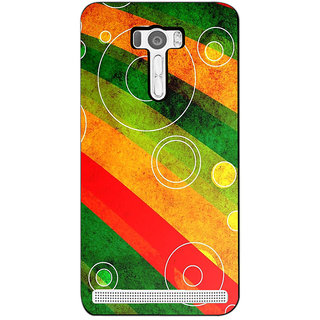 Instyler Digital Printed Back Cover For Asus Zen Fone Selfie ASUSSELFIEDS-10277