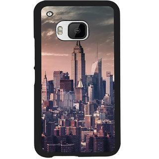 Instyler Digital Printed Back Cover For Htc M9 HTCM9DS-10284