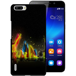 Instyler Digital Printed Back Cover For Huawei Honor 6 Plus HWH6PDS-10223