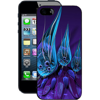 Instyler Digital Printed Back Cover For Apple I Phone 4 IP4DS-10207