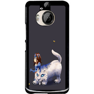 Instyler Digital Printed Back Cover For Htc M9 Plus HTCM9PDS-10208