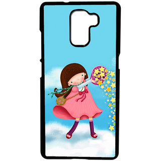 Instyler Digital Printed Back Cover For Huawei Honor 7 HWH7DS-10237