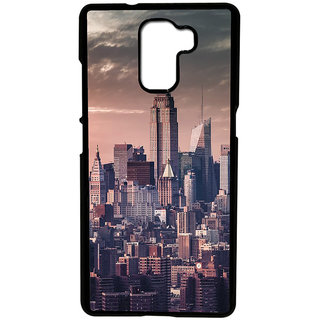 Instyler Digital Printed Back Cover For Huawei Honor 7 HWH7DS-10284