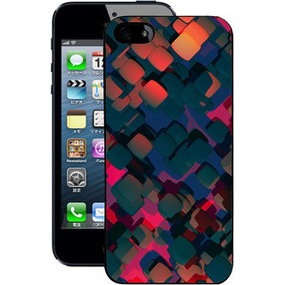 Instyler Digital Printed Back Cover For Apple I Phone 5C IP5CRN10170