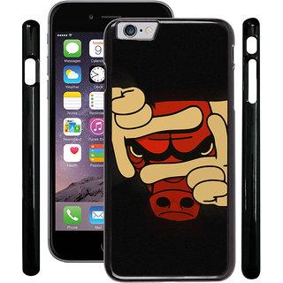 Instyler Digital Printed Back Cover For Apple I Phone 6S IP6SDS-10225