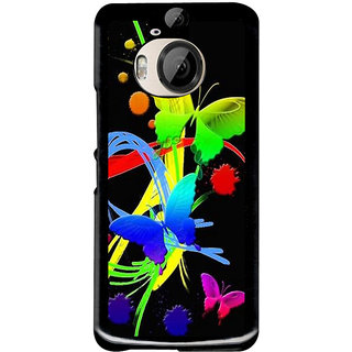 Instyler Digital Printed Back Cover For Htc M9 Plus HTCM9PDS-10297