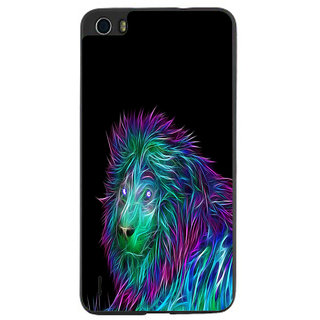 Instyler Digital Printed Back Cover For Huawei Honor 6 HWH6DS-10185