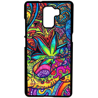 Instyler Digital Printed Back Cover For Huawei Honor 7 HWH7DS-10074