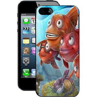Instyler Digital Printed Back Cover For Apple I Phone 4S IP4SDS-10167