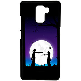 Instyler Digital Printed Back Cover For Huawei Honor 7 HWH7DS-10104