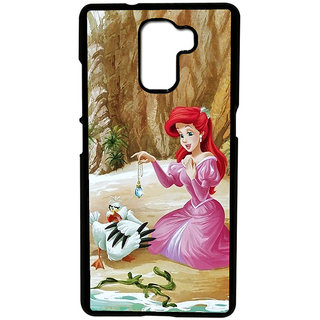 Instyler Digital Printed Back Cover For Huawei Honor 7 HWH7DS-10130