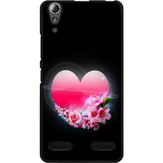 Instyler Digital Printed Back Cover For Lenovo A6000 Plus LENA6000PDS-10098