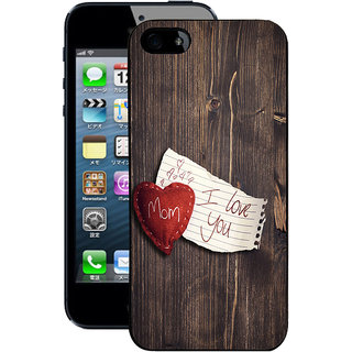 Instyler Digital Printed Back Cover For Apple I Phone 5S IP5SDS-10263