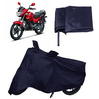 Autoplus Navy Blue Bike Cover Hero Glamour