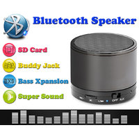 Portable Wireless Mini Bluetooth Speaker With Mic, Aux &TF Card Input , 45W