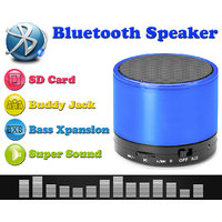 Portable Wireless Mini Bluetooth Speaker With Mic, Aux &TF Card Input , 45W - 2491582