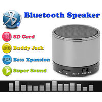 Portable Wireless Mini Bluetooth Speaker With Mic, Aux &TF Card Input , 45W - 2491578