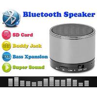 Portable Wireless Mini Bluetooth Speaker With Mic, Aux &TF Card Input , 45W - 2491578