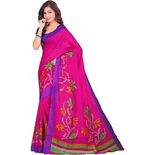Sunaina Printed Mysore Cotton Sari SAREA5Q8VYDRG6YA