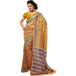 Sunaina Printed Fashion Art Silk Sari SAREC8QGGQRPHHME