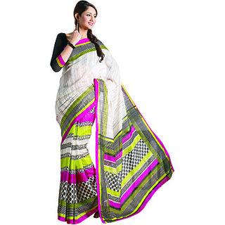 Sunaina Printed Silk Sari SARDPDZFBTCBERFA