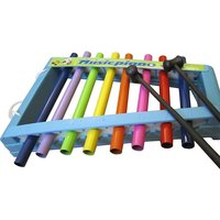 Musical-Xylophone Multicolor