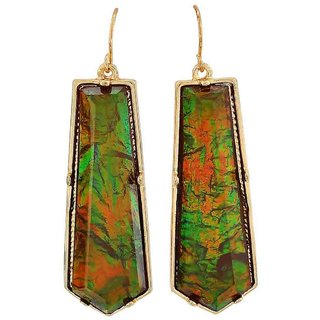 Maayra Cute Multicolour Designer Casualwear Dangler Earrings