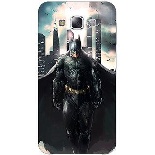Jugaaduu Superheroes Batman Dark knight Back Cover Case For Samsung Galaxy J7 - J1160013