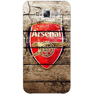 Jugaaduu Arsenal Back Cover Case For Samsung Galaxy J5 - J1150507