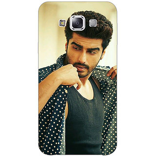 Jugaaduu Bollywood Superstar Arjun Kapoor Back Cover Case For Samsung Galaxy J5 - J1150963