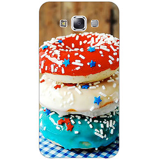 Jugaaduu Donuts Back Cover Case For Samsung Galaxy J5 - J1151222