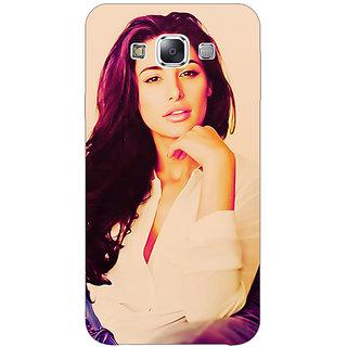 Jugaaduu Bollywood Superstar Nargis Fakhri Back Cover Case For Samsung Galaxy On5 - J1170976