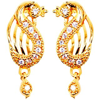 Rituals 14 Kt Gold Plated Earrings