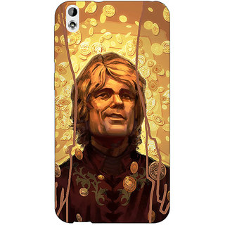 Jugaaduu Game Of Thrones GOT House Lannister  Back Cover Case For HTC Desire 816 Dual Sim - J1060153